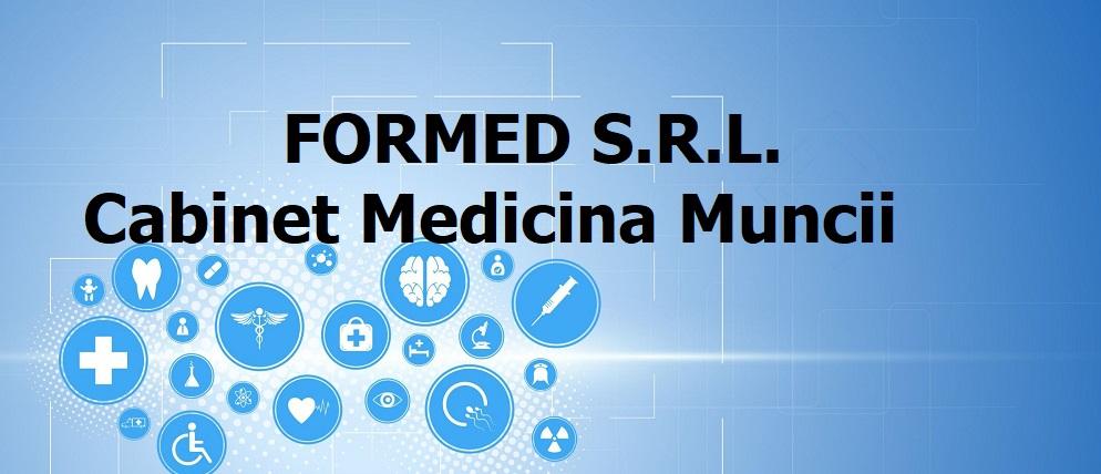 Formed SRL - Cabinet Medicina Muncii - Administrator Dr. Tomescu Mihaela Nicoleta