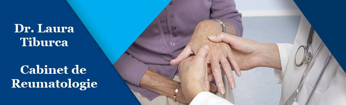 Cabinet de Reumatologie - Dr. Tiburca Laura